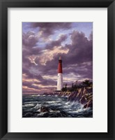 Barnegat Light Framed Print