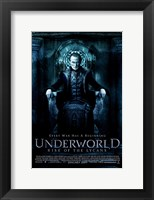 Framed Underworld 3: Rise of the Lycans, c.2009 - style B