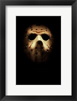 Framed Friday the 13th, c.2009 - style A