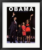 Framed First Family