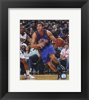 Framed Danilo Gallinari 2008-09 Action