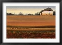 Framed Tuscan Memory II