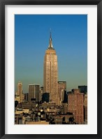 Framed Empire State Building, N.Y.