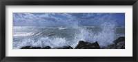 Framed Ocean Spray, Florida