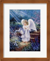 Framed Angel's Gift