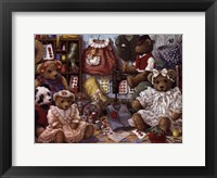 Framed Teddy Bear Wear