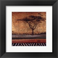 Framed African Dream II