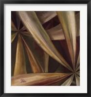 Framed Abanico II