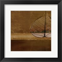 Less is More I Framed Print