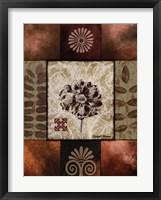 Primrose I Framed Print