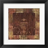 Royal Pendant II Framed Print