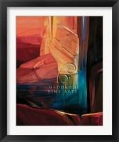Framed Canyon Sanctuary