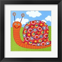 Framed Sita The Snail