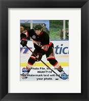 Framed Patrick Kane 2008-09 NHL Winter Classic Action