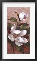 Framed Magnolia Accents ll