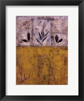 Amarillo De Limon Framed Print