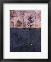 Framed Verde De Manzana
