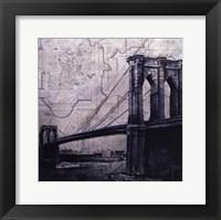 Bridges Of Old Framed Print