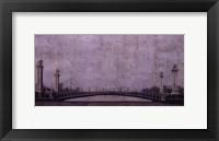 Framed Pont Neuf