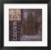 Framed Crown