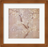 Framed Calm - Tree Branch