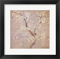 Framed Calm - Tree Branch