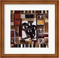 Framed Cafe Society