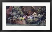 Front Garden Framed Print