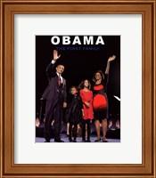Framed First Family