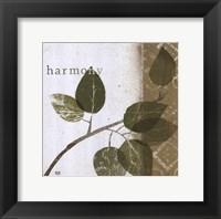 Framed Natures Inspiration I