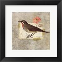 Framed Traveler Bird II