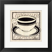 Framed Black Coffee