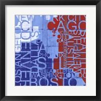United I Framed Print