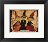 Framed 3 witches
