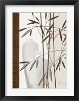 Framed Whispering Bamboo III