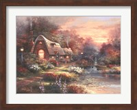 Framed Country Quiet