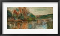 Framed Renaissance River I