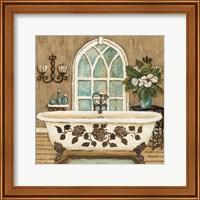 Framed Country Bath Inn II