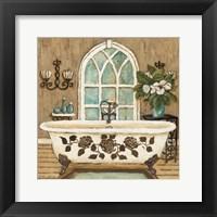Country Bath Inn II Framed Print