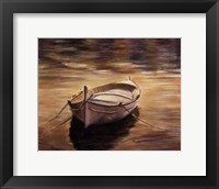 Framed Sienna River