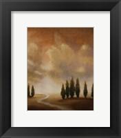 Open Sky I Framed Print