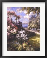 Morning Retreat Framed Print