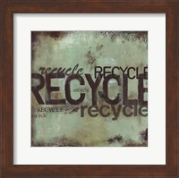 Framed Recycle