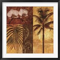 Sunset Beach II Framed Print