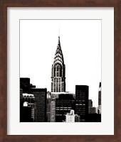 Framed Vintage NY II