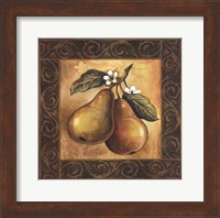 Framed Pear Orchard