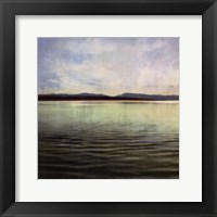 Tranquil Waters I - mini Framed Print