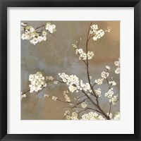Ode to Spring I Framed Print
