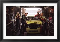 Framed Eternal Speedway