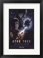Framed Star Trek XI - style AB